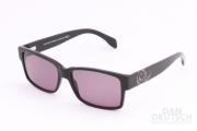 Alexander McQueen Black Sunglasses
