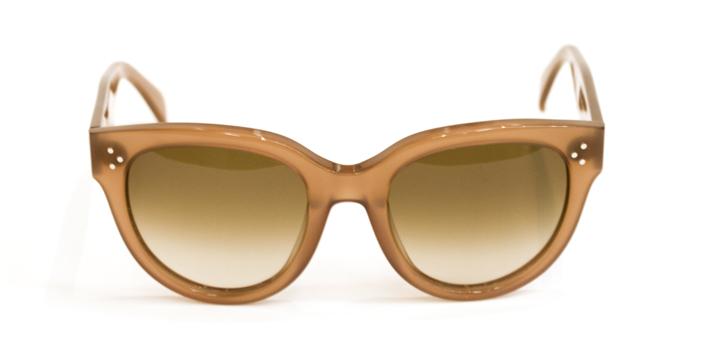 5adc81657c5 Celine Eyewear Audrey in Blush at Dan Deutsch Optical Outlook Los Angeles
