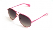 Hot Pink Celine Aviator Sunglasses
