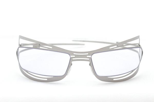 659046b8db Slav Nowosad Funky Eyewear. Stainless Steel Sunglasses designed and built  in Poland