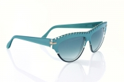 Vintage Sunglasses with a comb brow detail