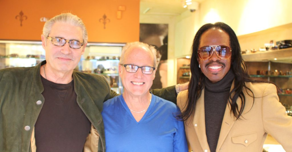 Michael Nouri, Dan Deutsch, Verdine White