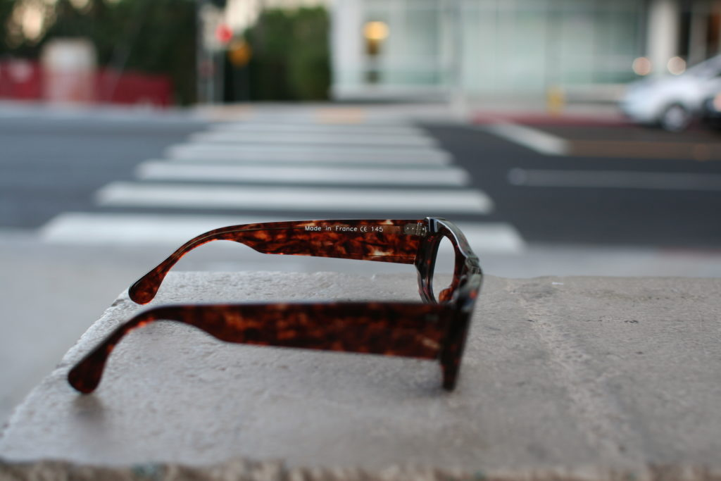 VUE dc on Sunset Blvd available at Dan Deutsch Optical Outlook