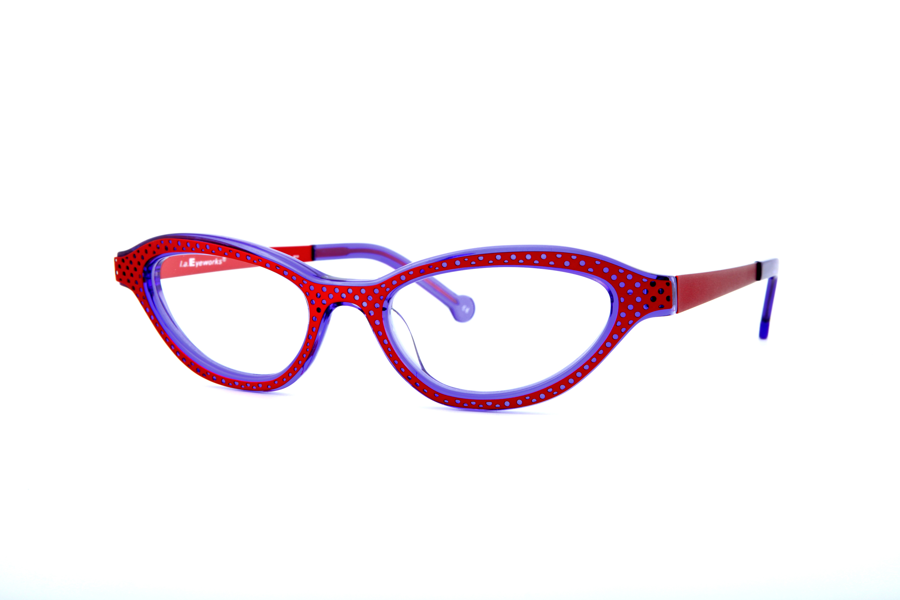"l.a. eyeworks ""Quinn"" available for purchase at Dan Deutsch Optical Outlook"