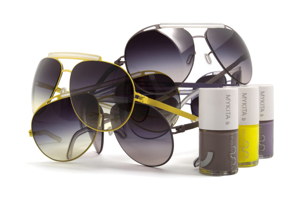 Mykita x uslu airlines Jet Set all colors