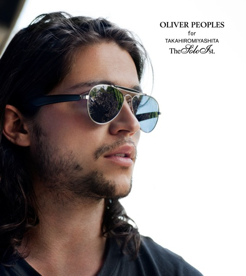 Oliver Peoples, the Soloist