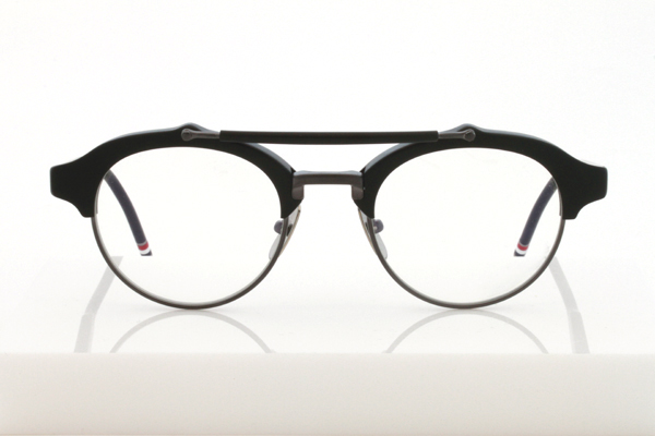 Thom Browne eyewear TB700 double bridge black