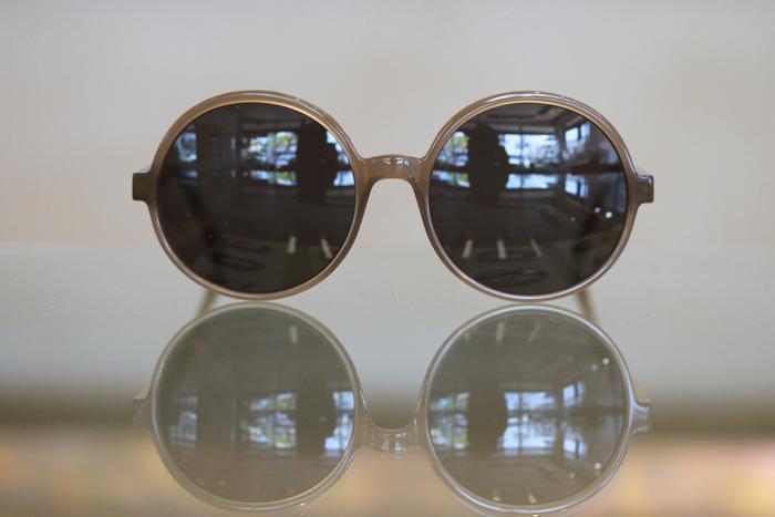 Round Mykita Sunglasses