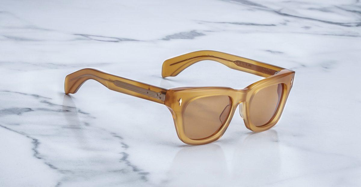 Jacques Marie Mage Dealan sunglasses in Wax JMMDE-40