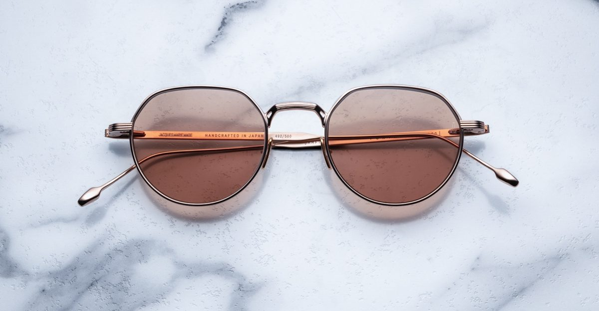 Jacques Marie Mage Fontana in Rose gold JMMFT-3E