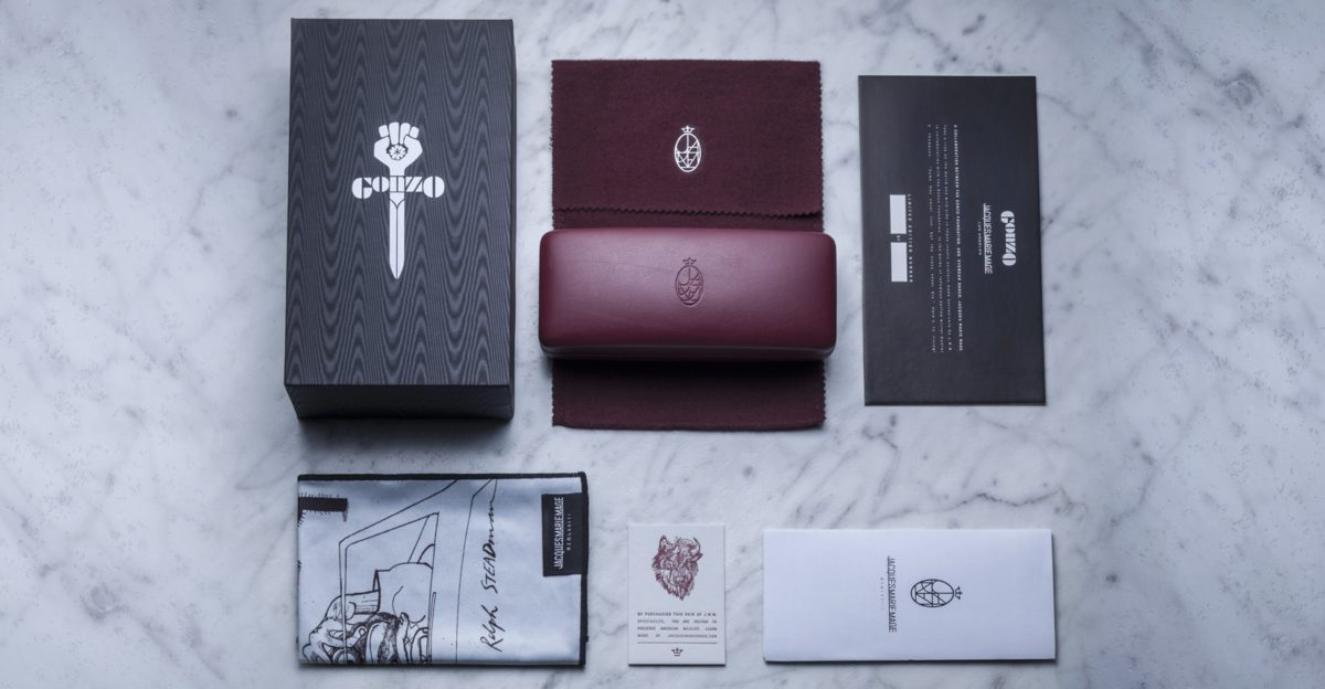 Jacques Marie Mage Gonzo Packaging