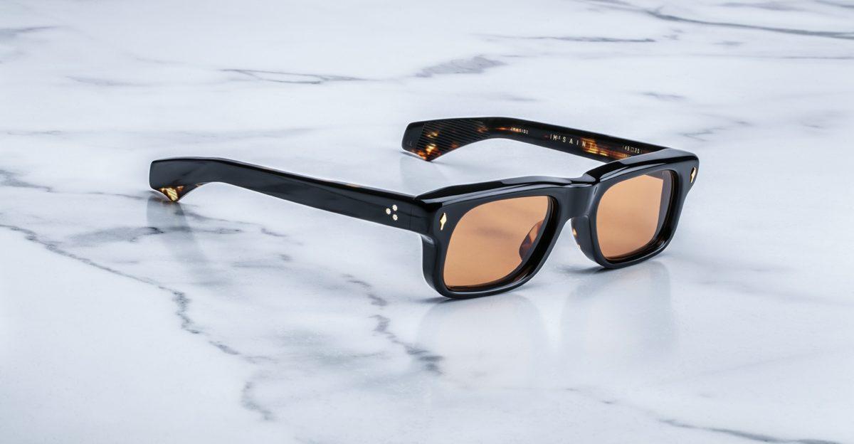Jacques Marie Mage Saint sunglasses in Noir JMMSI-01
