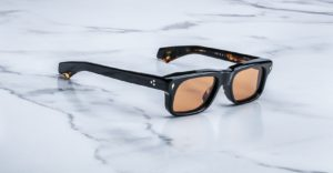 Jacques Marie Mage Saint sunglasses in Noir JMMSI-01