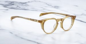 Jacques Marie Mage Sheridan Eyeglasses in Marigold JMMSRRX-71