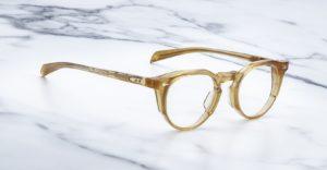 Jacques Marie Mage Sheridan Eyeglasses in Marigold JMMSRRX-71