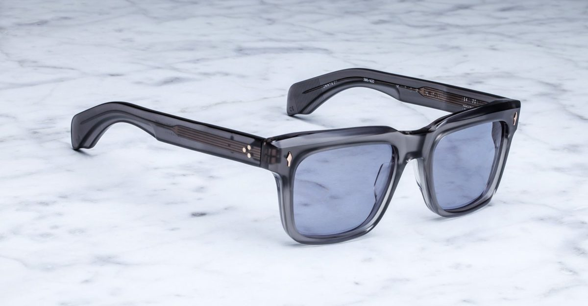 Jacques Marie Mage Torino in Charcoal JMMTR-2F