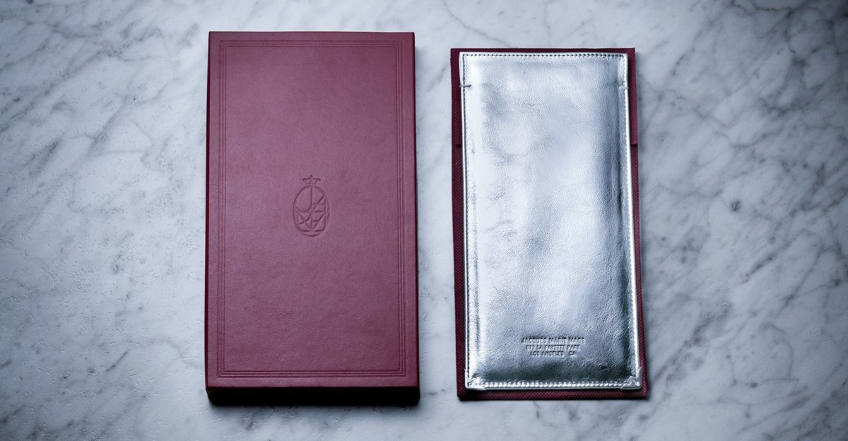 Jacques Marie Mage Soft Genuine Leather Pouch JMM-ACCS-015