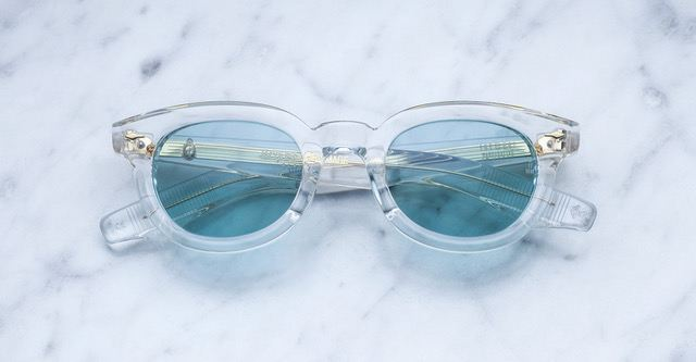 Jacques Marie Mage Akira style sunglasses in Clear