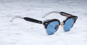 Jacques Marie Mage Beavoir style sunglasses available at Dan Deutsch in Los Angles
