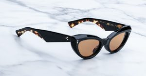 Jacques Marie Mage Heart sunglasses