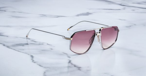 Jacques Marie Mage Jagger Sunglasses in the Empire colorway