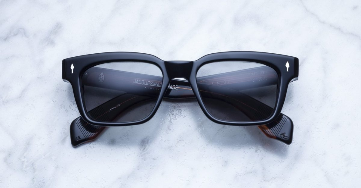 Jacques Marie Mage Molino sunglasses in Black