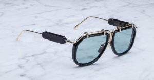 Jacques Marie Mage Newton style sunglasses in Brancusi JMMNW-07