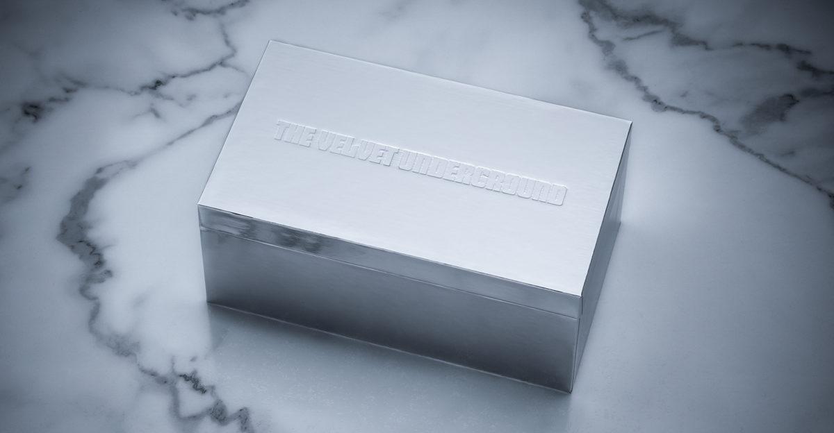 Jacques Marie Mage White Light Velvet Underground box