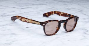 Jacques Marie Mage Zephirin style sunglasses available at Dan Deutsch