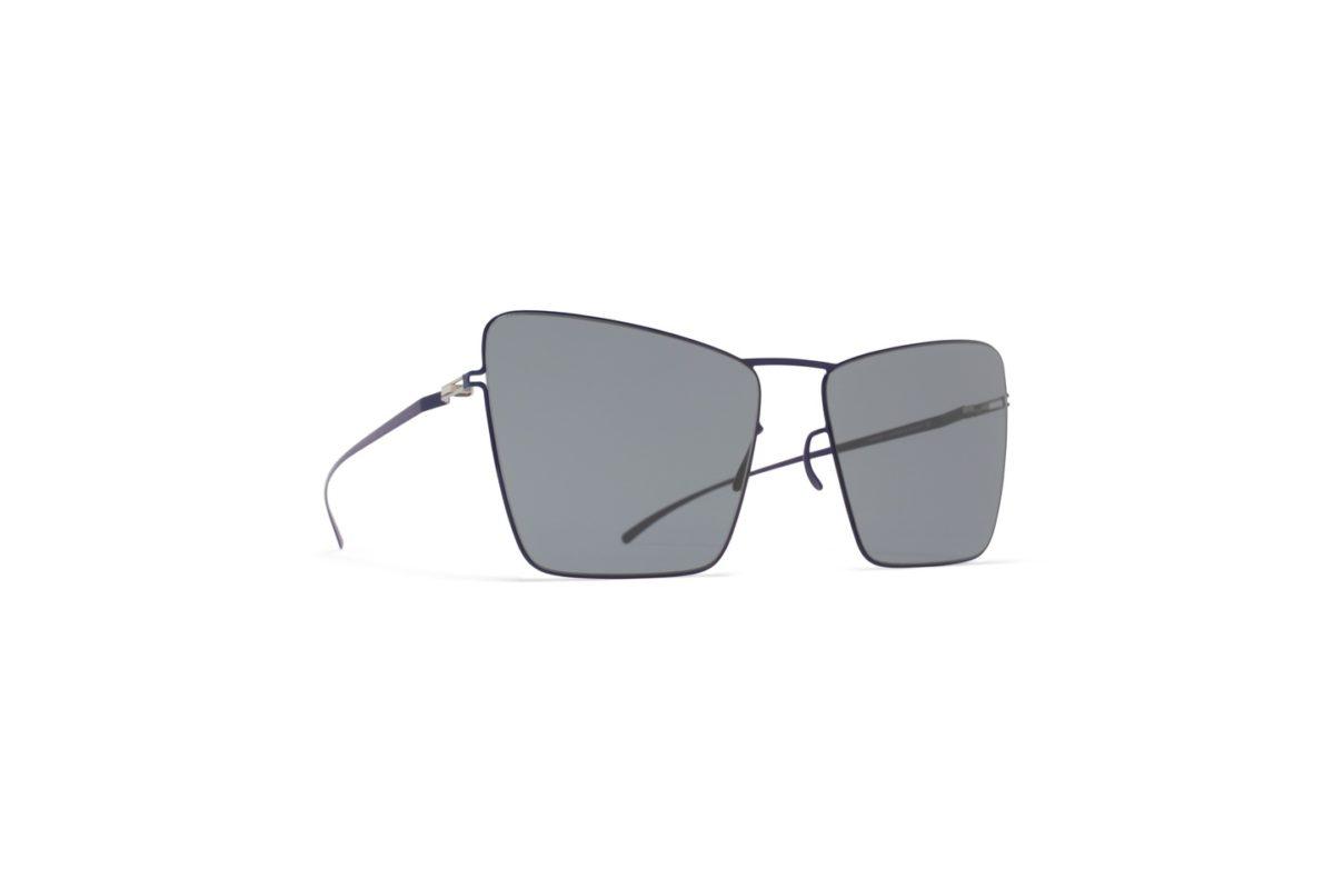 Mykita Maison Margiela Sunglasses mmesse014 e10 darkblue darkgrey