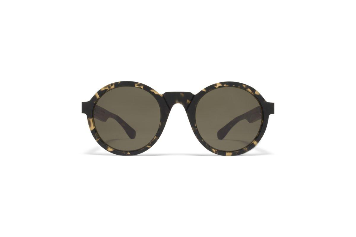 Mykita Maison Margiela Sunglasses mmraw006 raw black drops rawgreen
