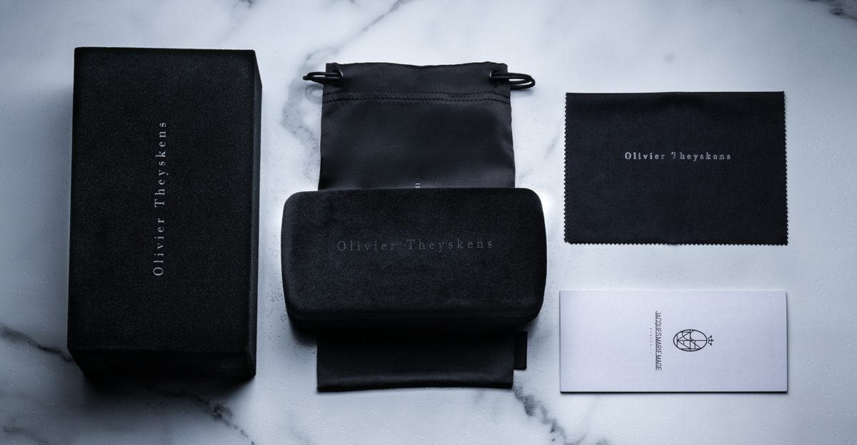 Jacques Marie Mage Olivier Theyskens Gloria Packaging