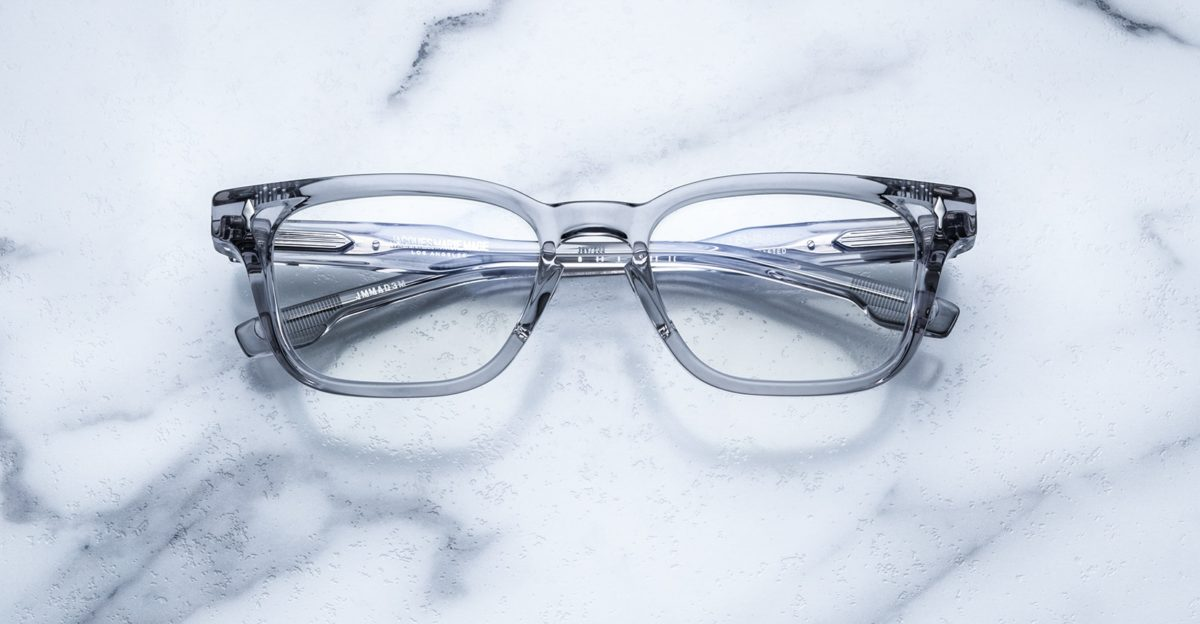 Jacques Marie Mage Artaud eyeglasses in colorway Frost