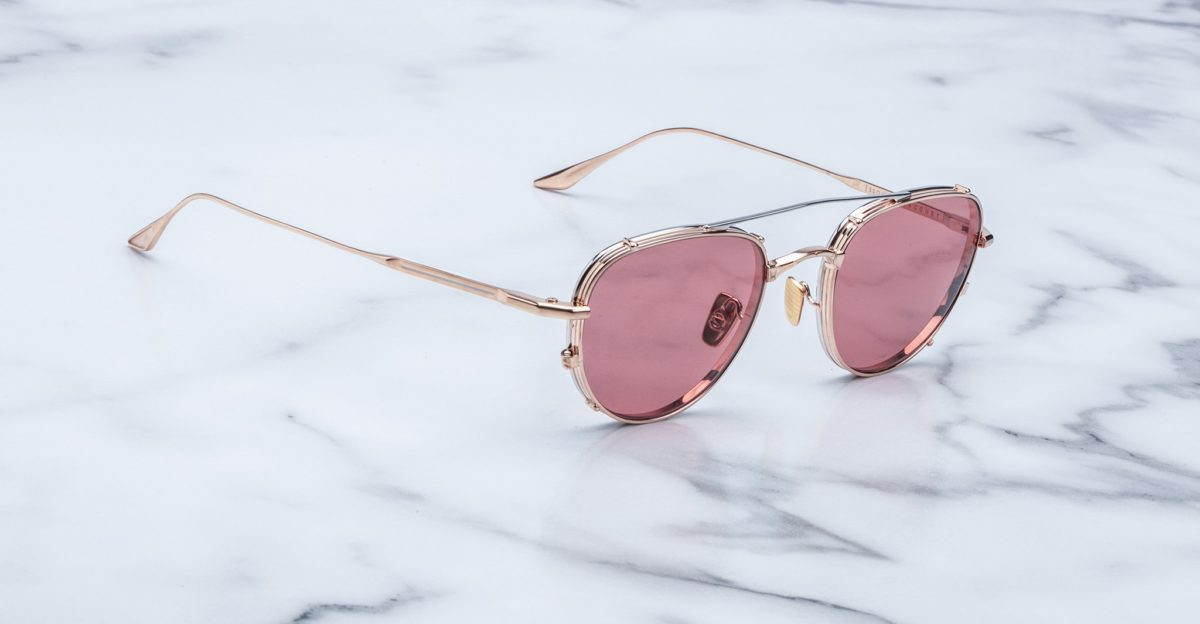 Jacques Marie Mage HARCOURT in ROSE GOLD JMMHAR-3E